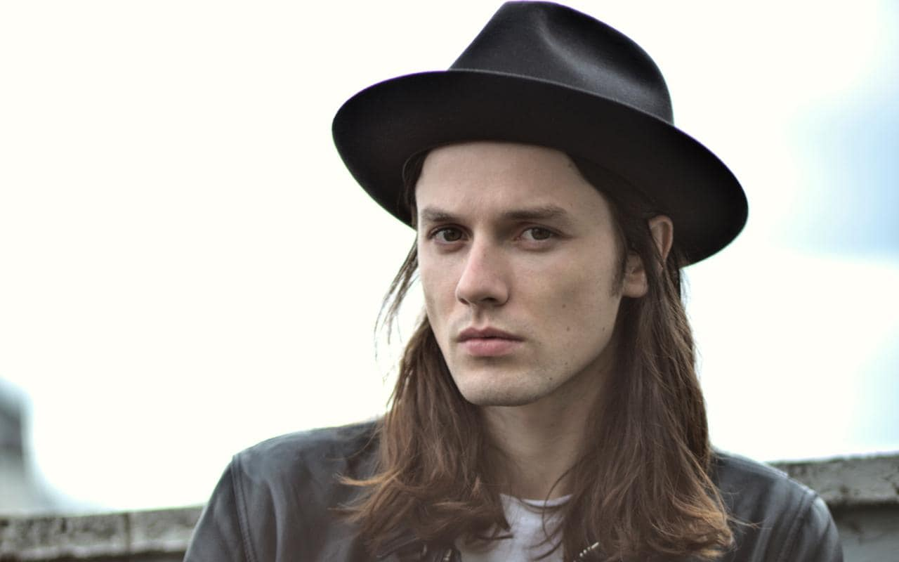 Who is James Bay?