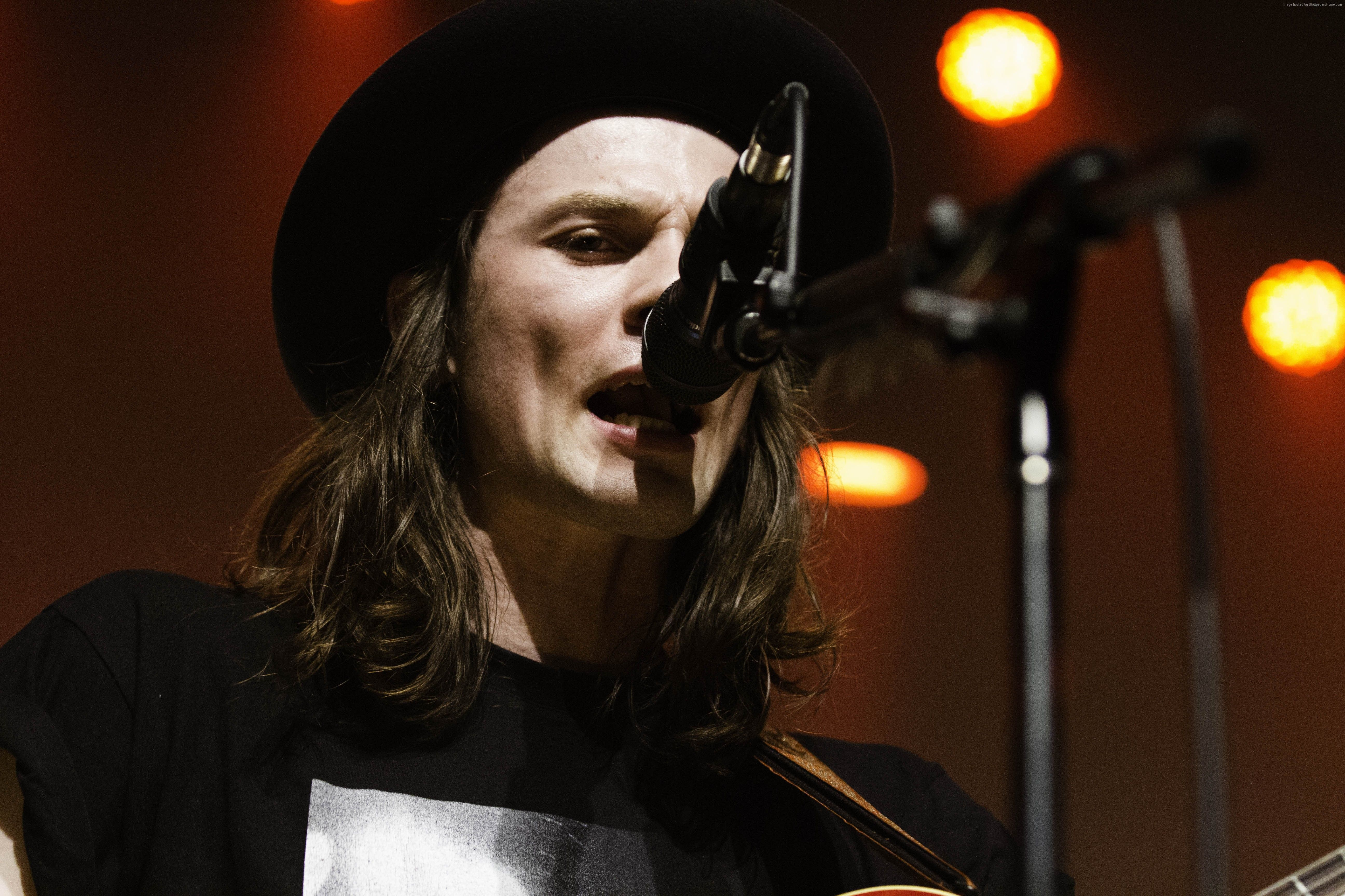 Wallpapers James Bay, Top music artist and bands, singer