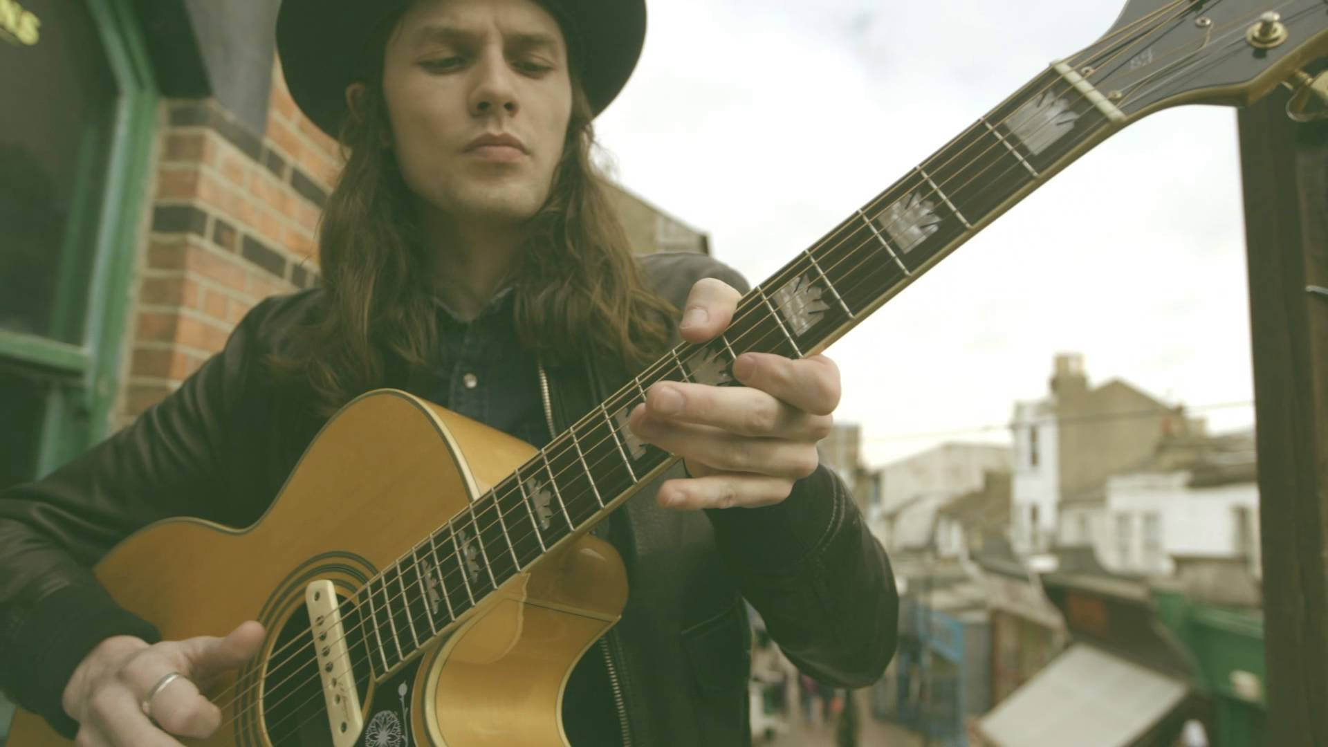 James Bay, filmed exclusively for Burberry Acoustic Discover more