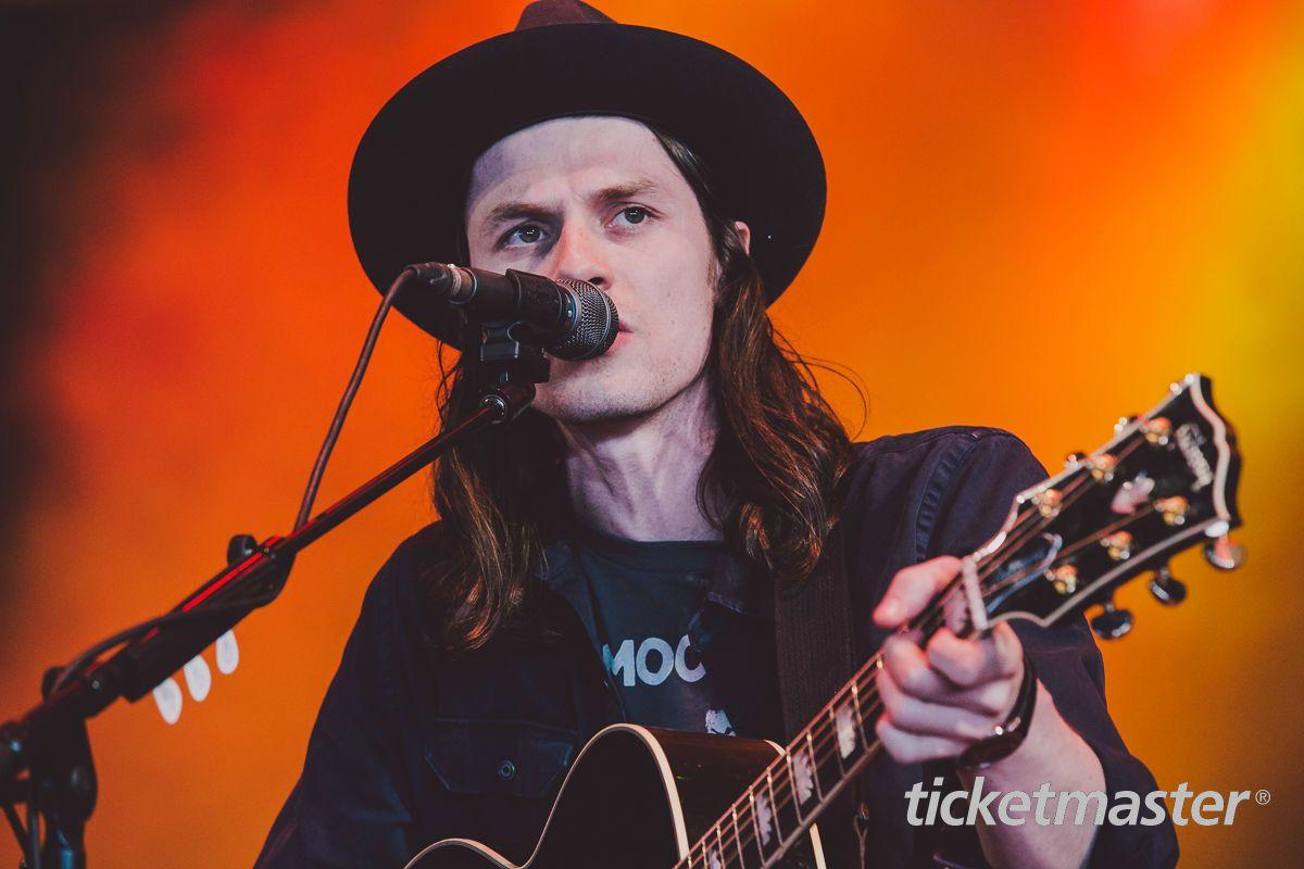Photos: James Bay at Parklife 2015