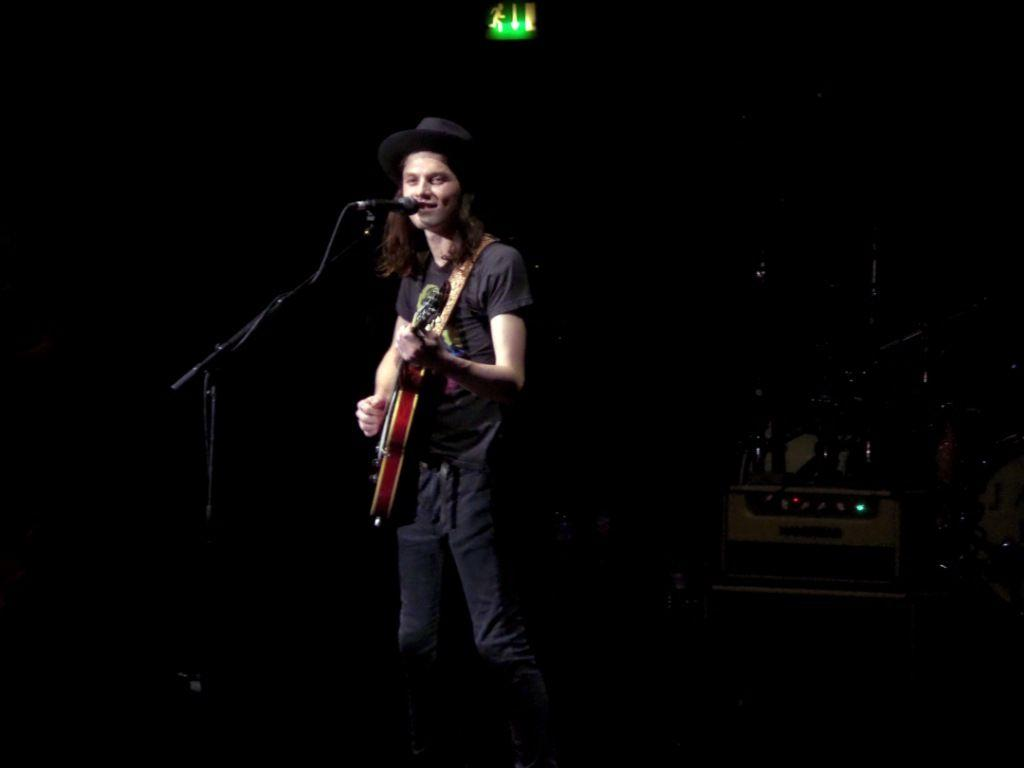 Hold Back The River – James Bay at O2 Academy Brixton – Mels Jukebox