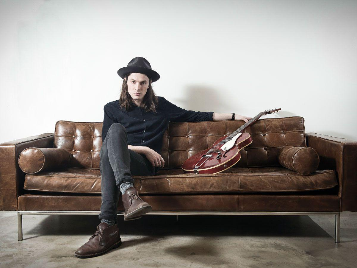 James Bay talks hollowbodies, solos and Chaos And The Calm