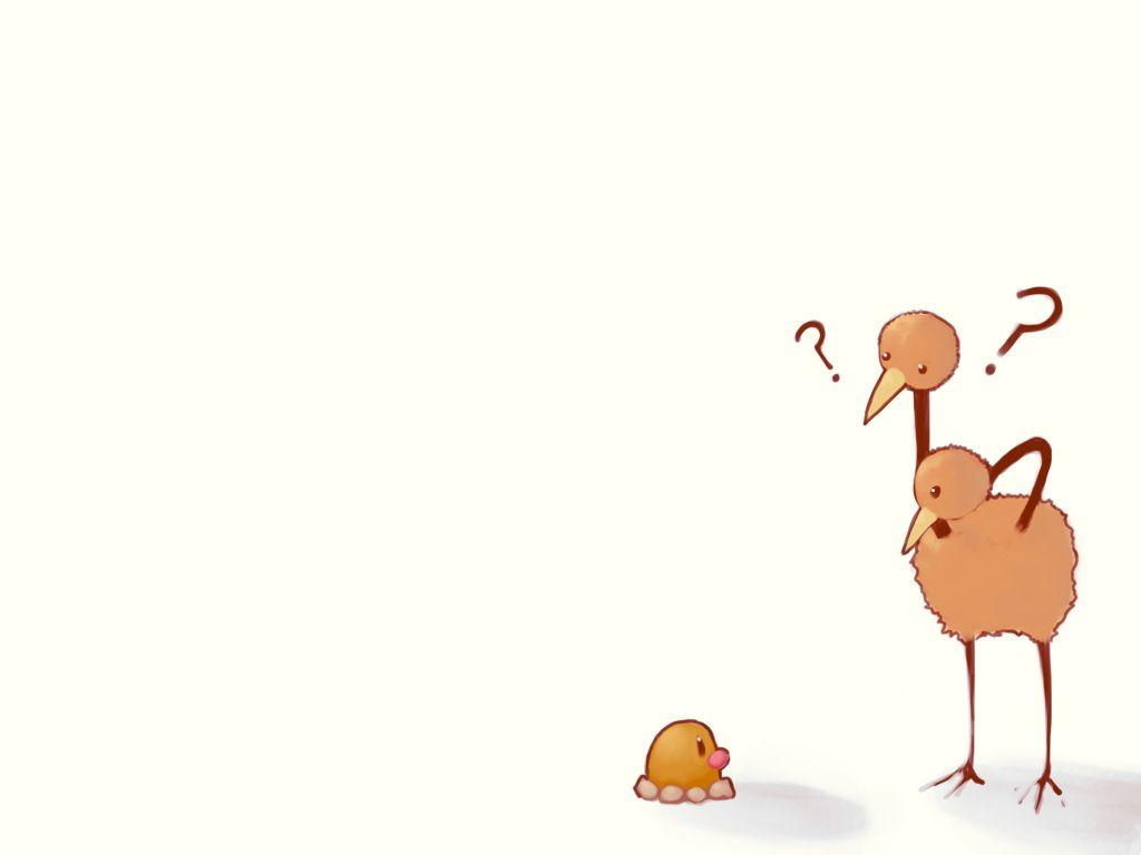 doduo by NostalgicFake on DeviantArt