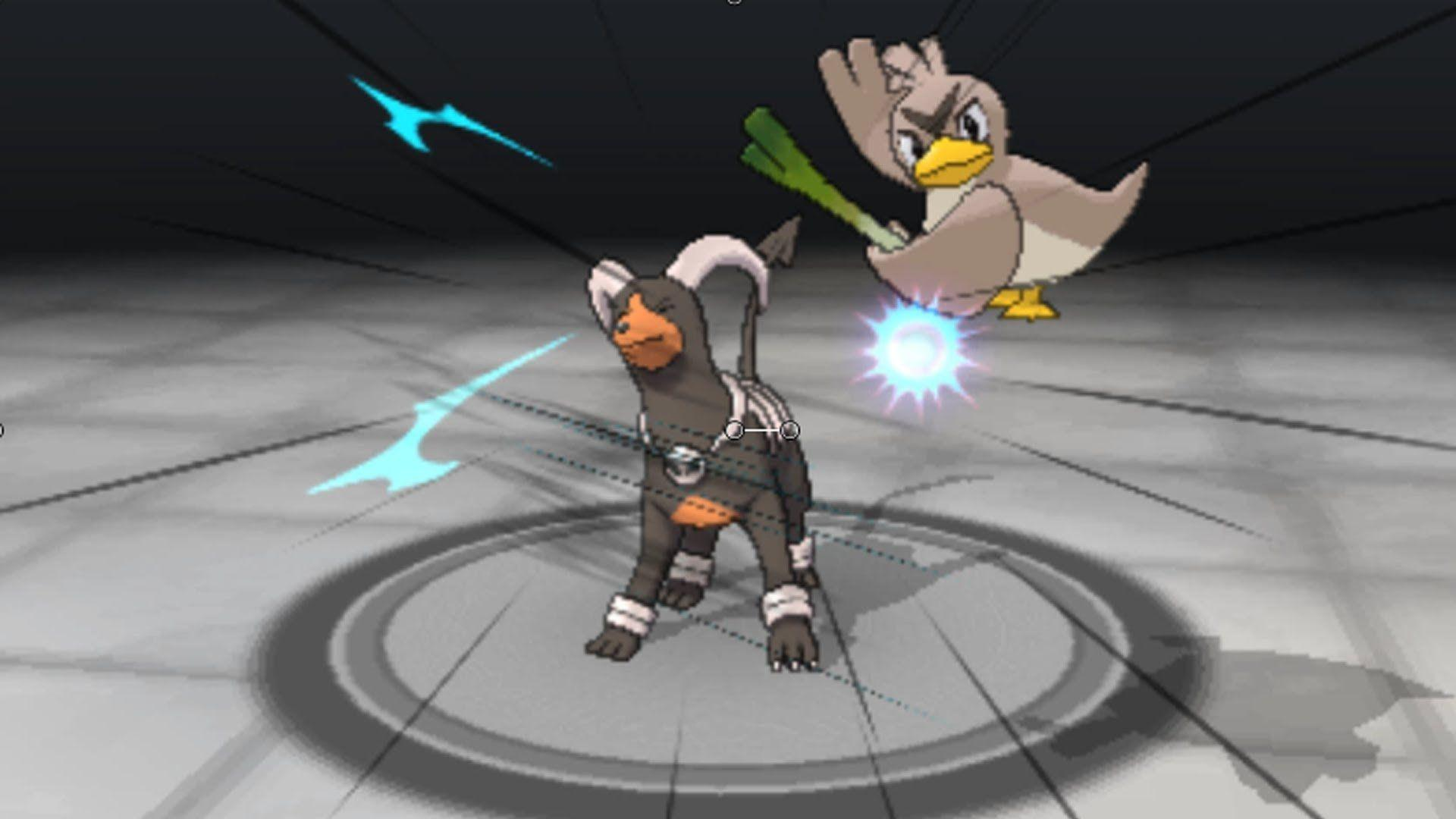 Pokemon X and Y Part 58 - Farfetch'd TOO STRONG - YouTube