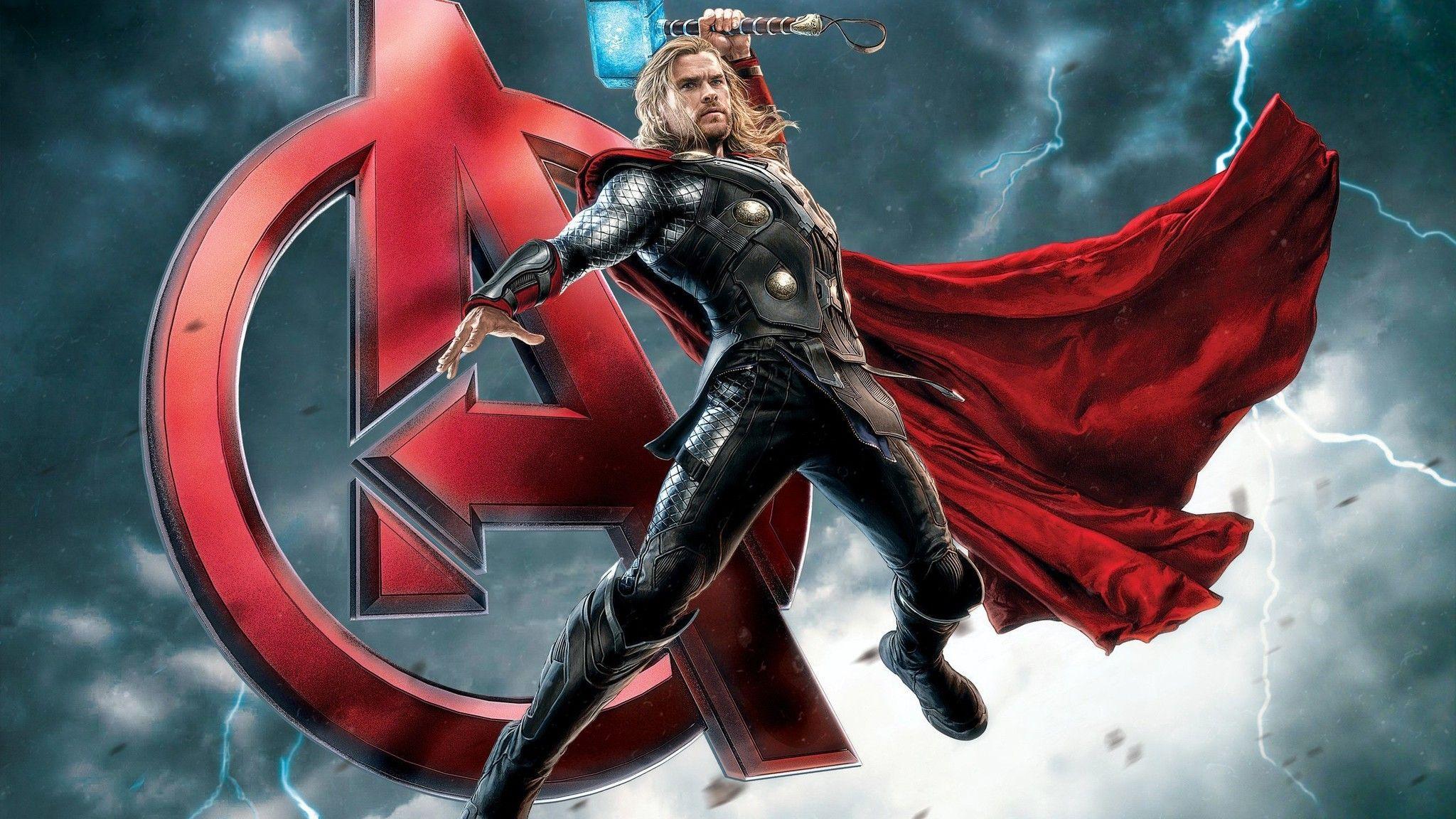Thor 3d wallpapers wallpaper cave - Wallpaper avengers 3d ...
