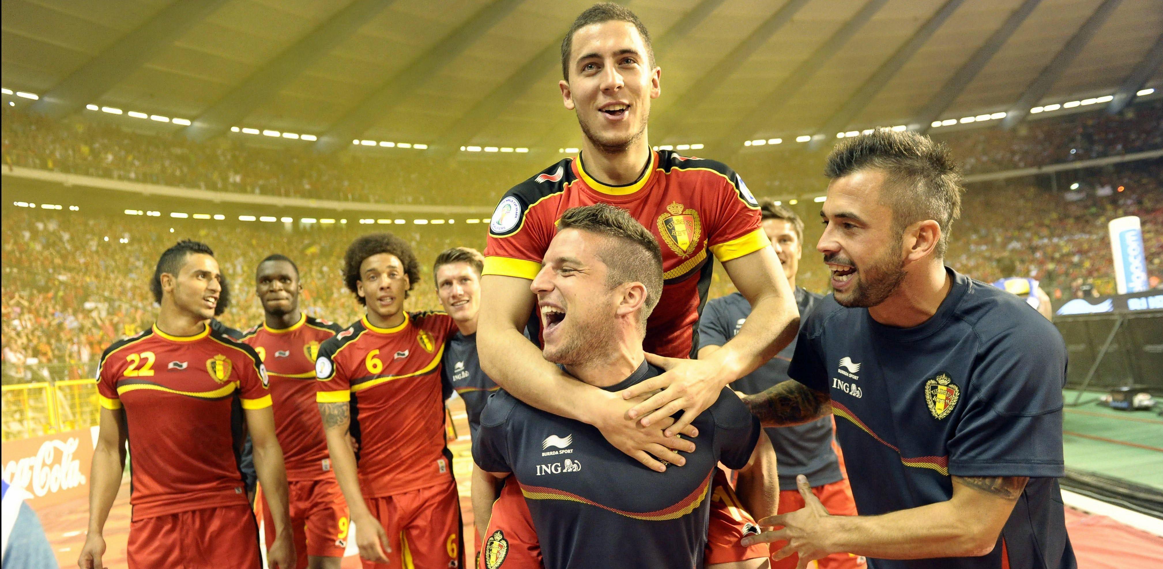 Belgium National Football Team Teams Background 2