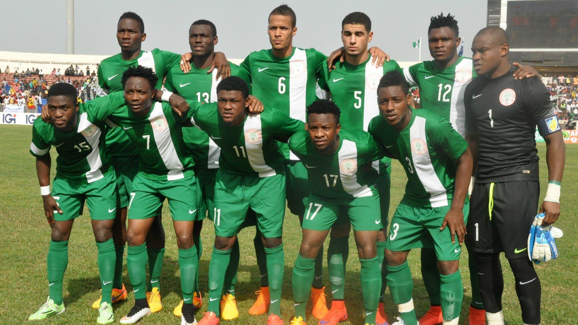 Nigeria National Football Team Teams Backgrounds 4