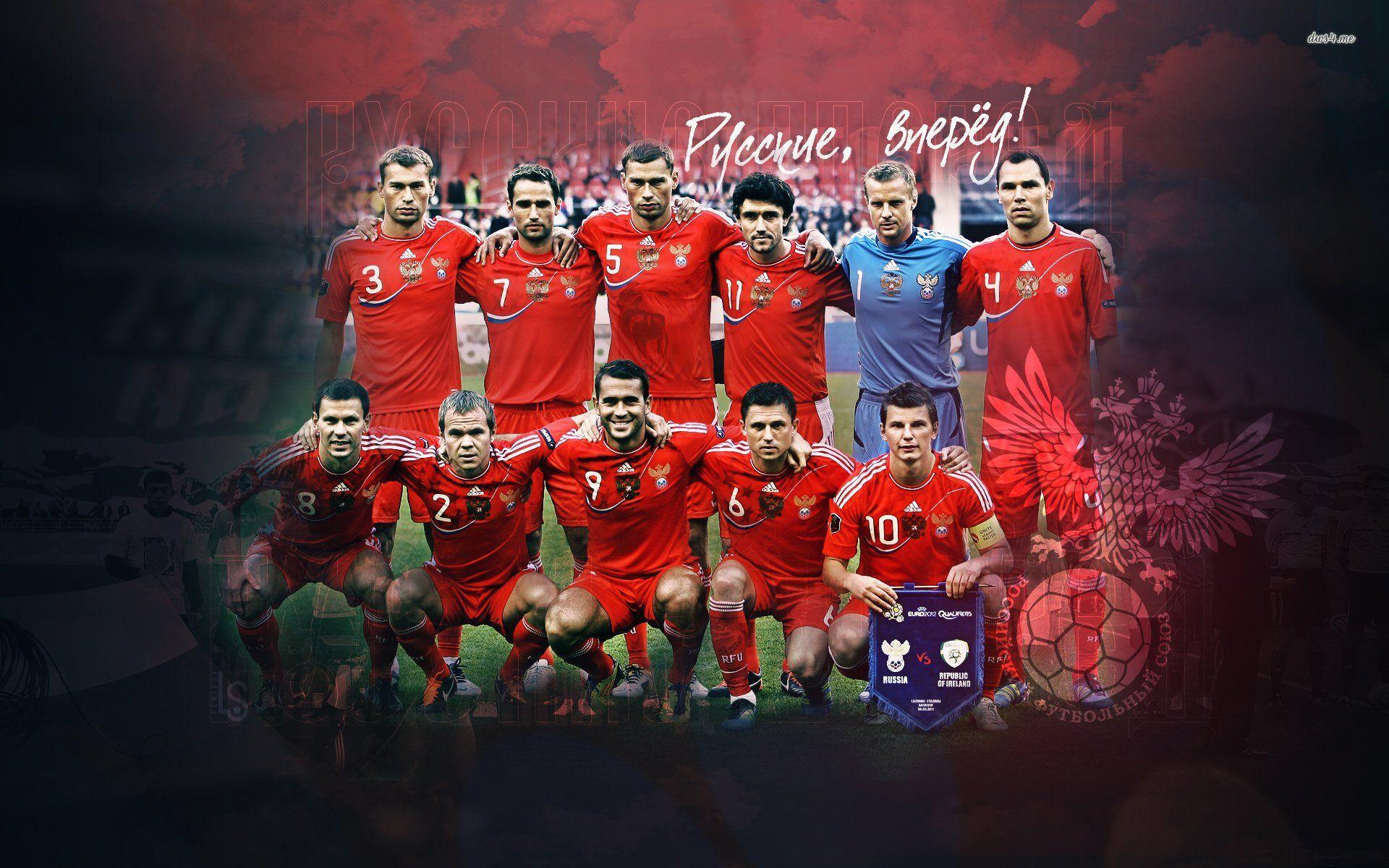 Soviet Union National Football Team Background 10