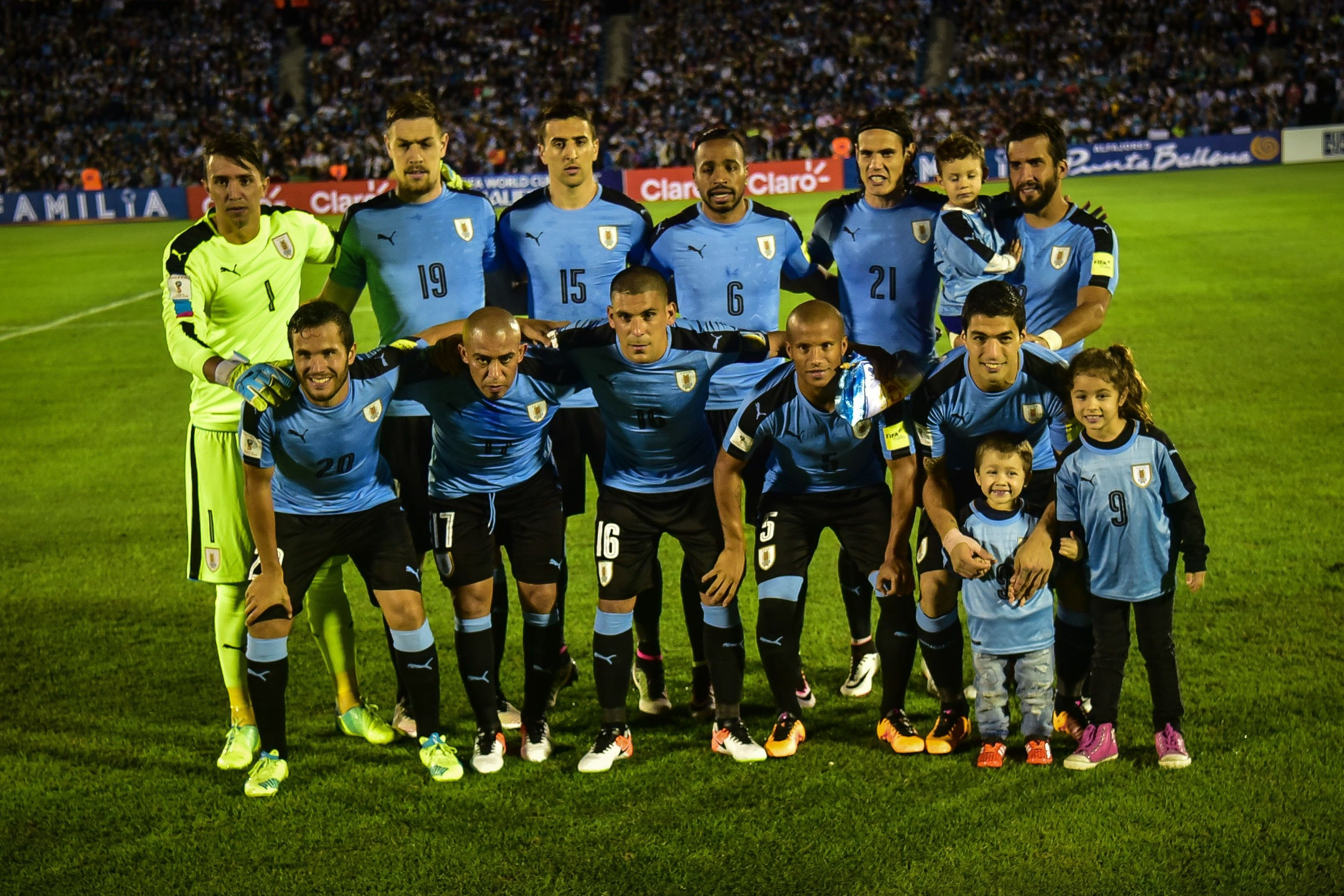 Uruguay National Football Team Teams Background 2