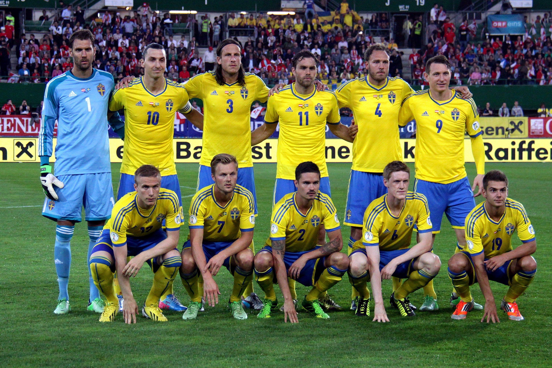 Sweden National Football Team Zoom Background 3