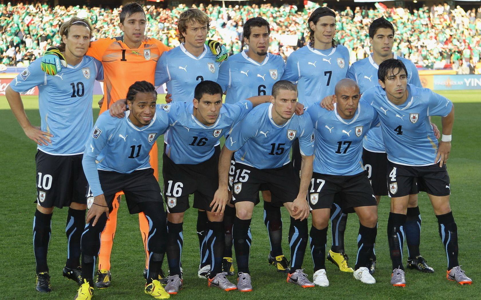 Uruguay National Football Team Background 9