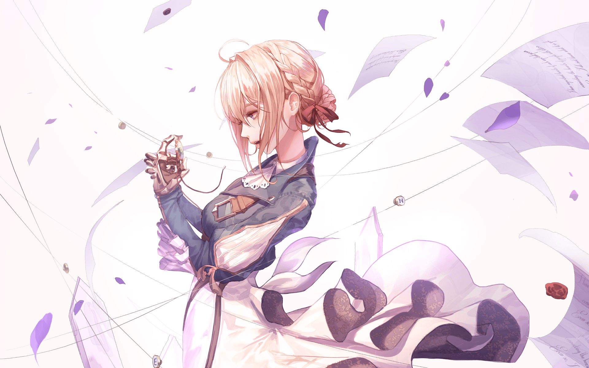 203 Violet Evergarden HD Wallpapers