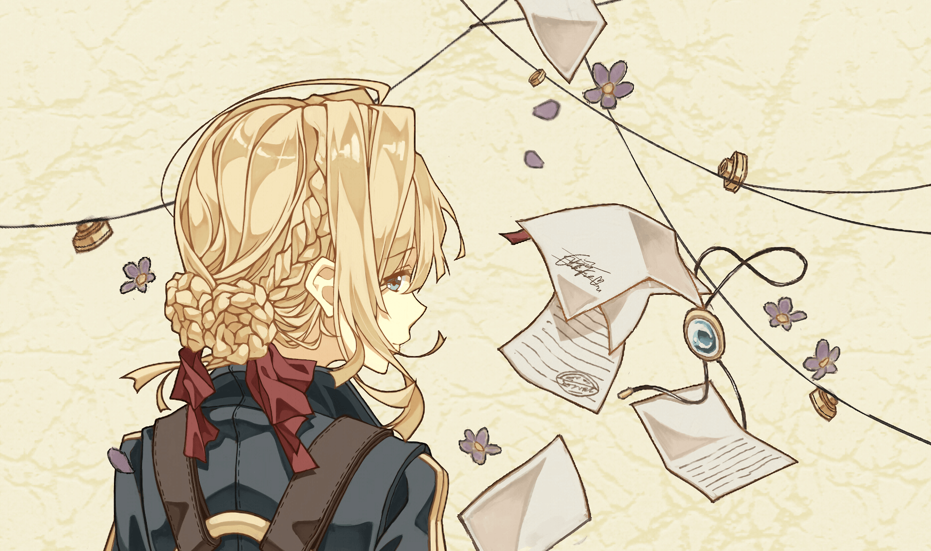 Anime Violet Evergarden Wallpapers
