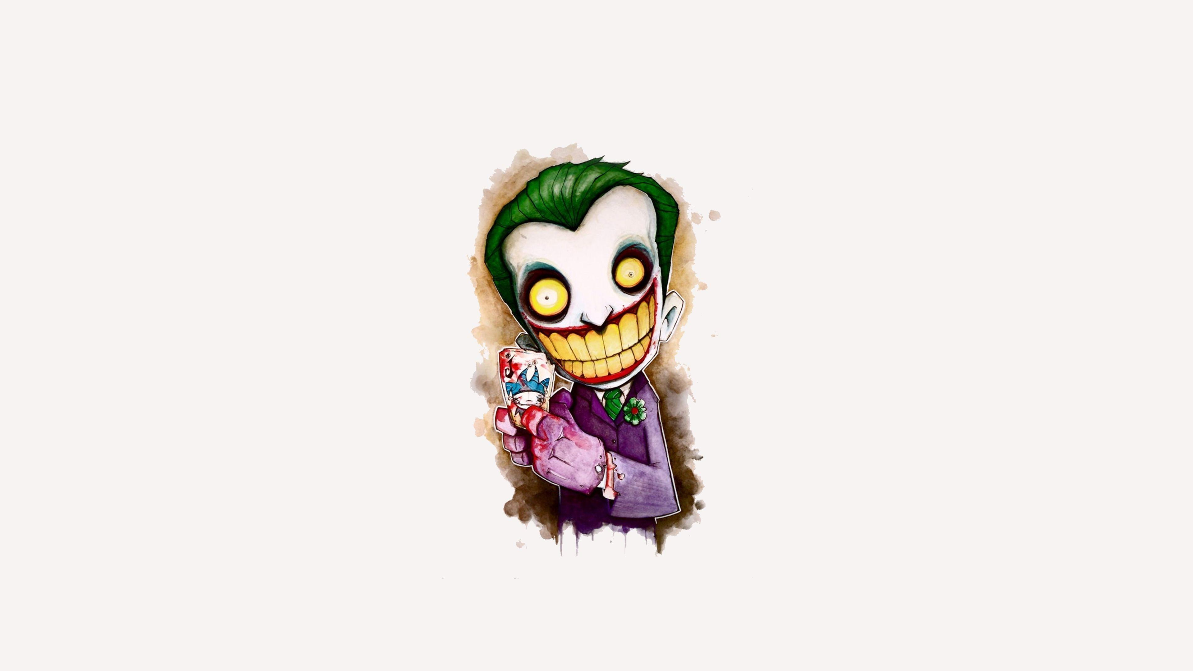 The Joker Cartoon