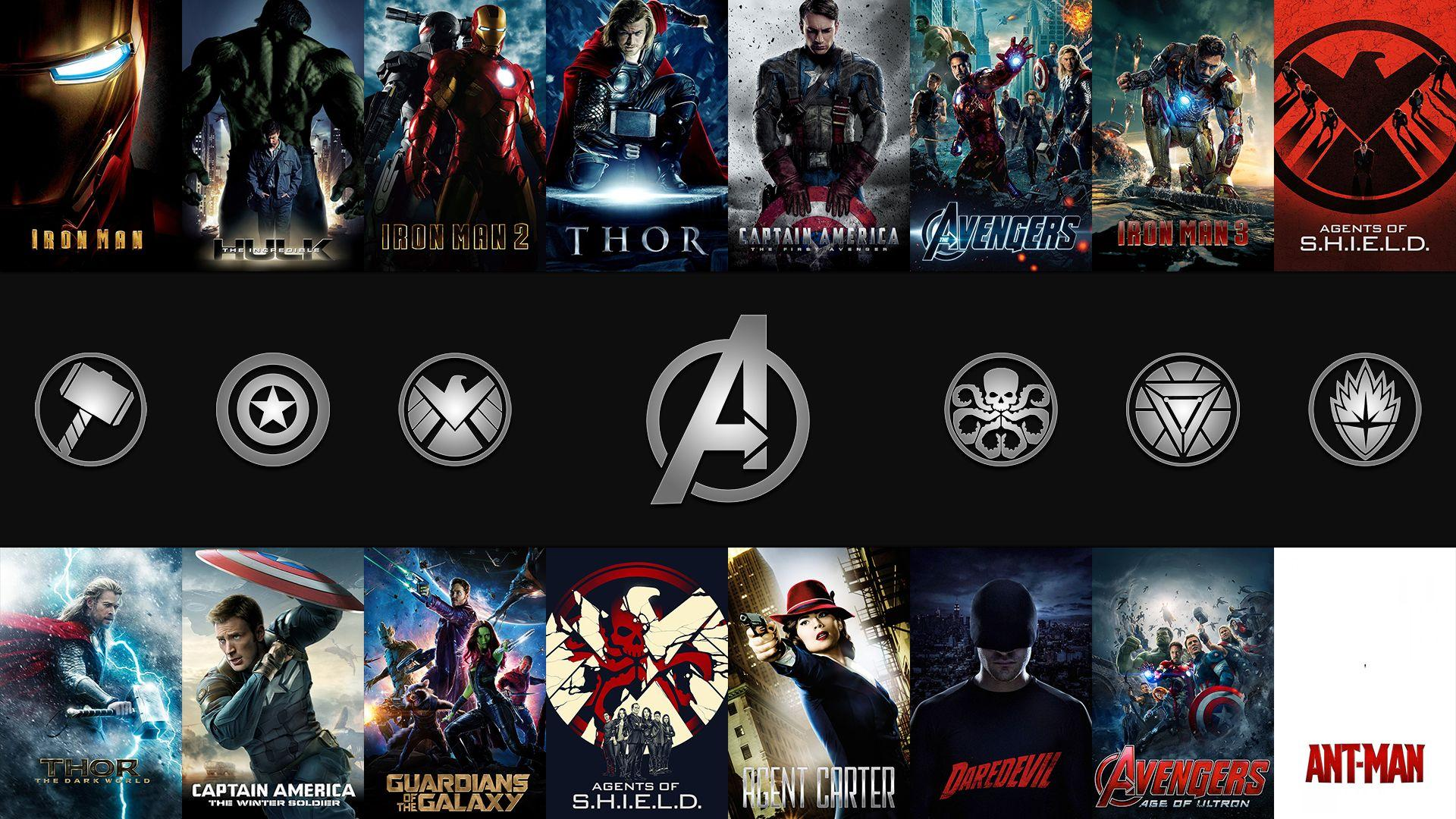 Marvel Cinematic Universe Wallpapers - Wallpaper Cave