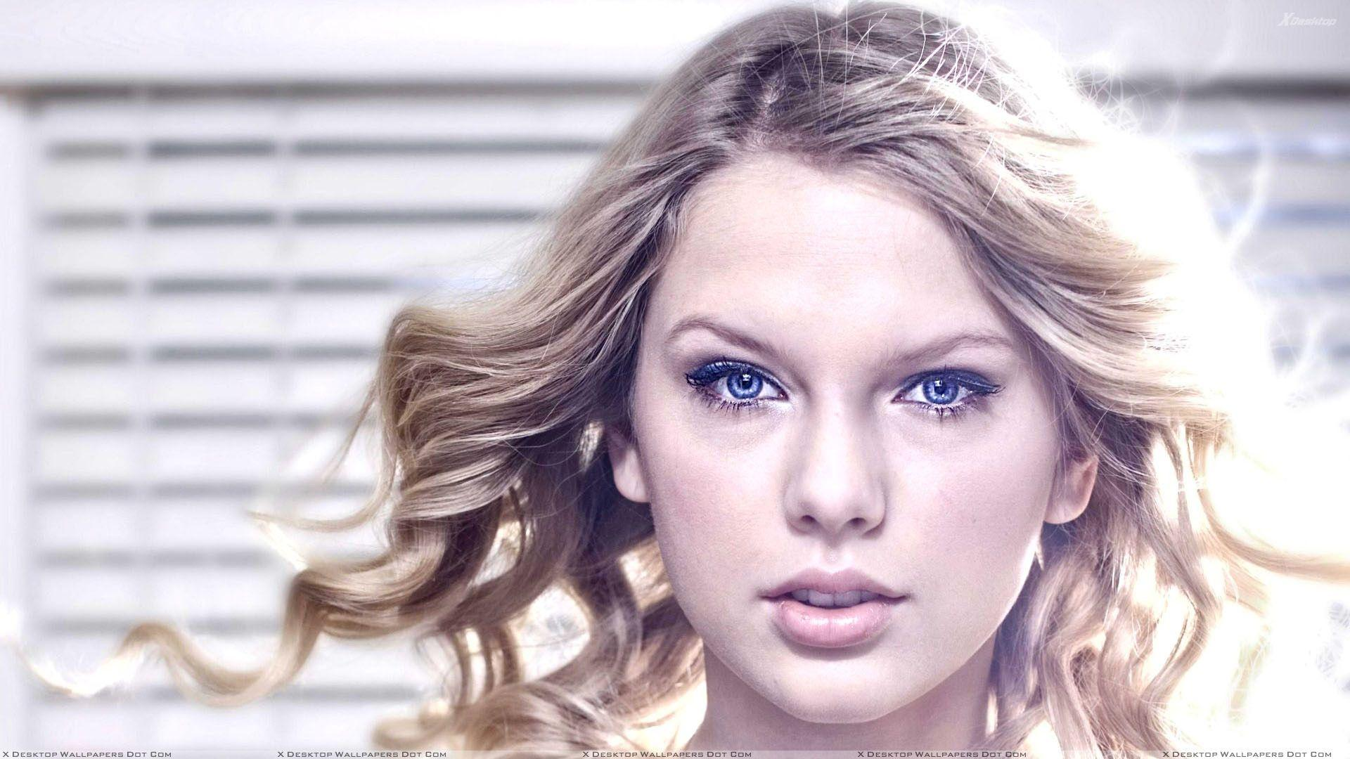 Taylor Swift Cute Blue Eyes Face Closeup.jpg (1920×1080) | Taylor ...