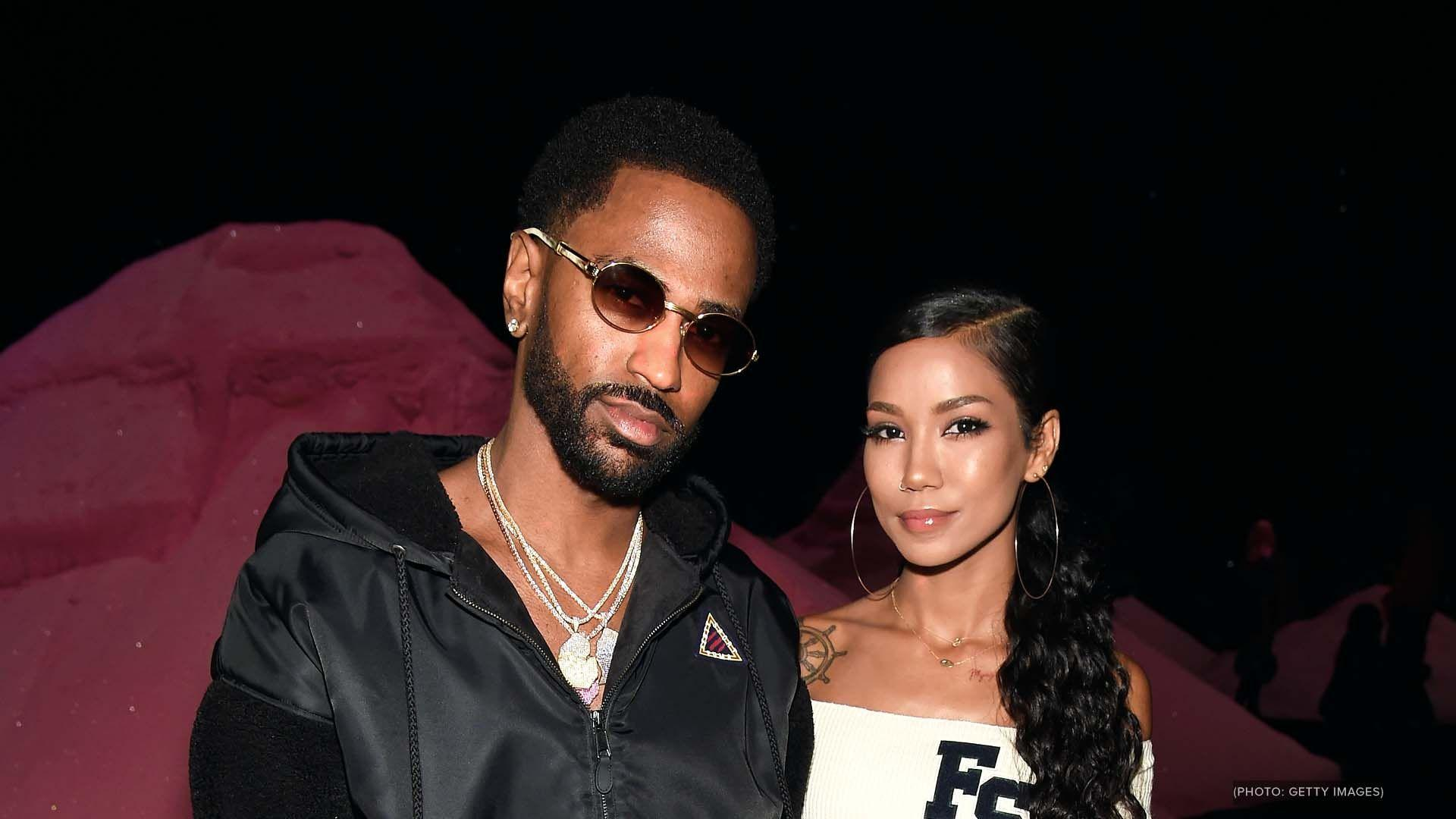 BET Breaks: Jhene Aiko Gets Tattoo of Big Sean's Face | Video ...
