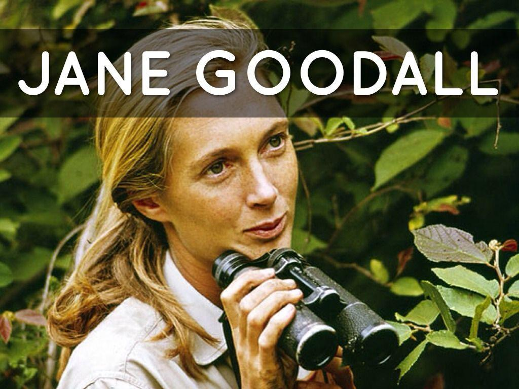 Jane Goodall by elissa.maugans