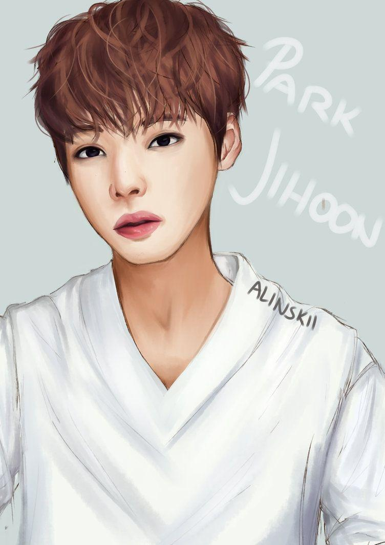 Park Jihoon by Alinskii on DeviantArt