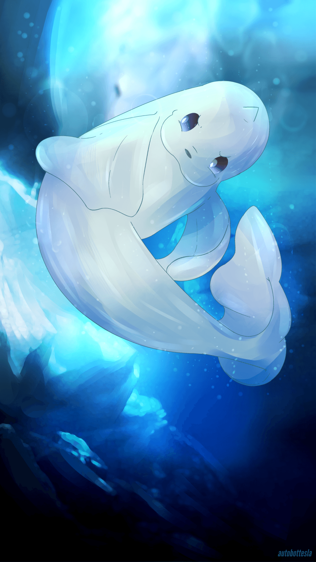 Day 372 - Jugon | Dewgong by AutobotTesla on DeviantArt