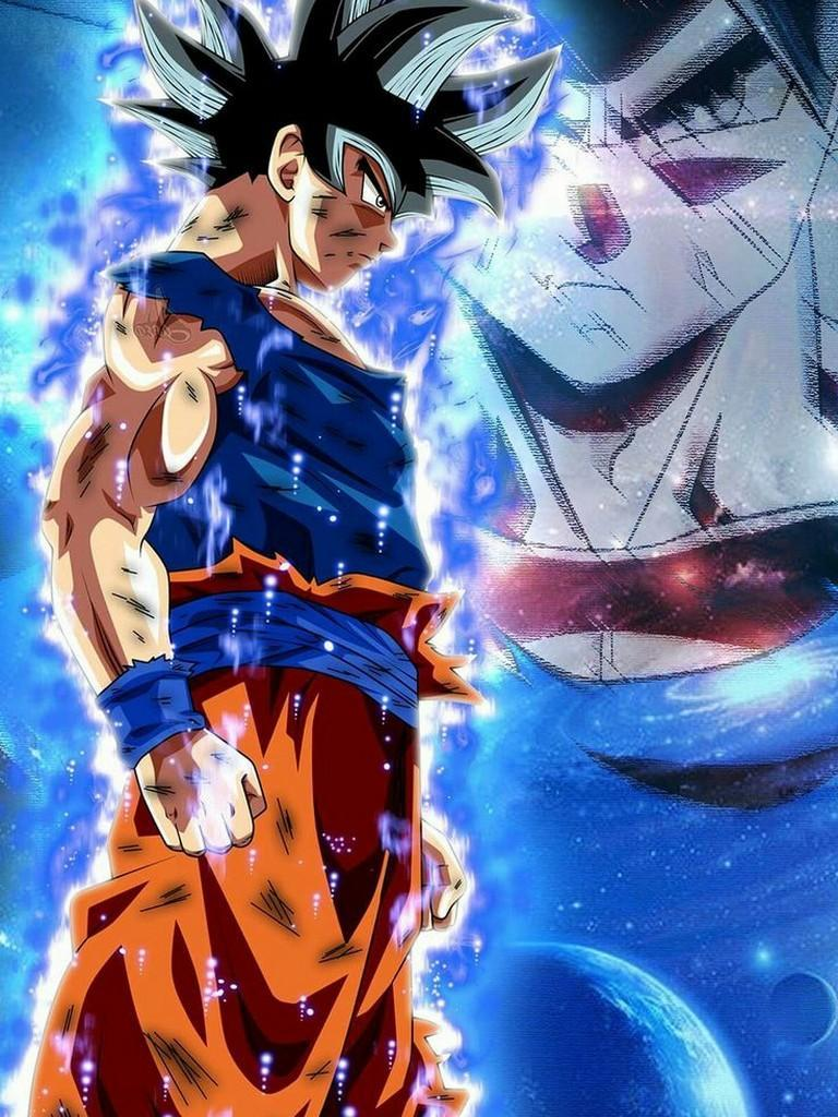 Goku Master Ultra Instinct Wallpapers - Wallpaper Cave