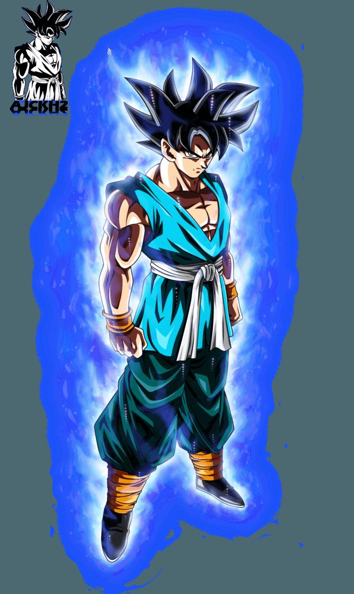 Goku Master Ultra Instinct Wallpapers Wallpaper Cave