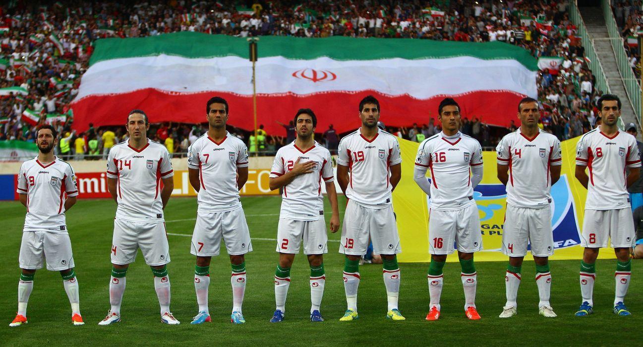 Iran National Football Team Teams Background 2