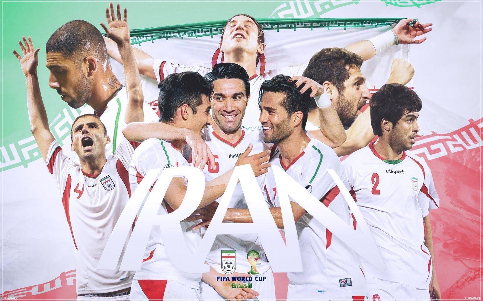 Iran National Football Team Background 7