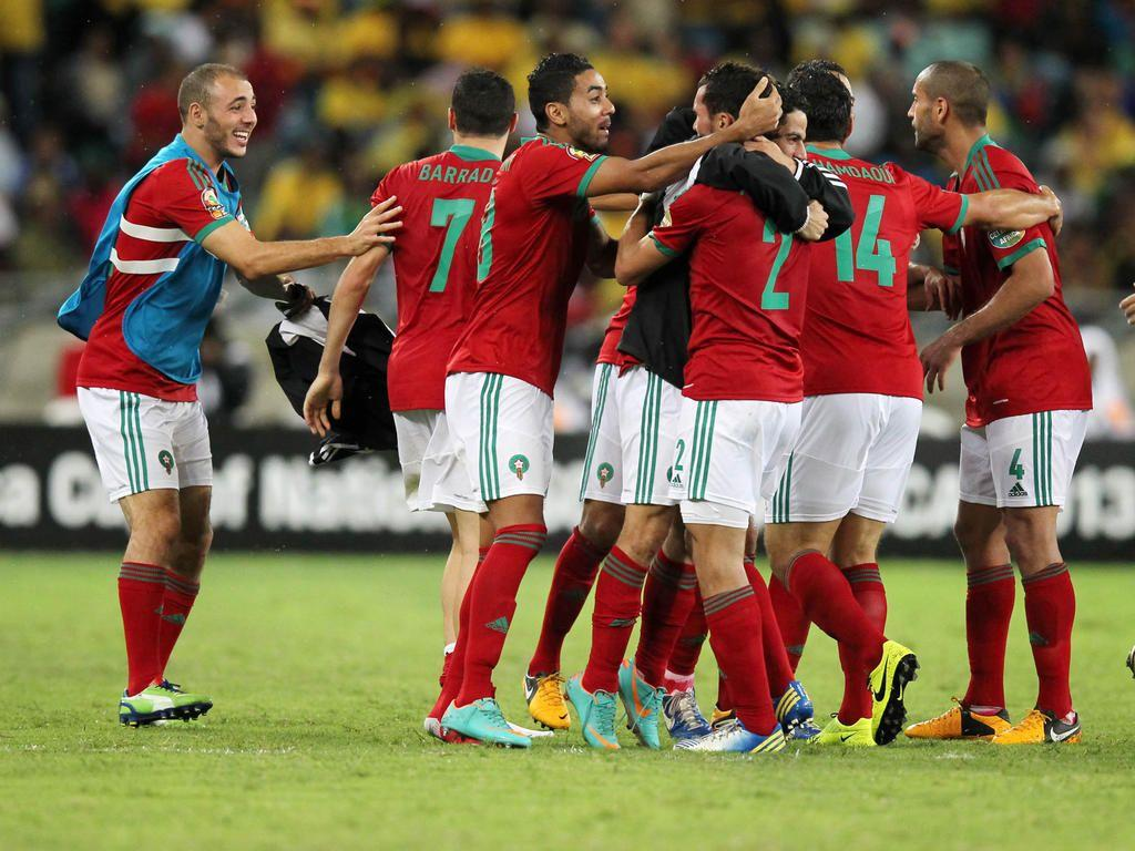 Africa Cup » News » Morocco can play in 2017 Cup of Nations - CAF