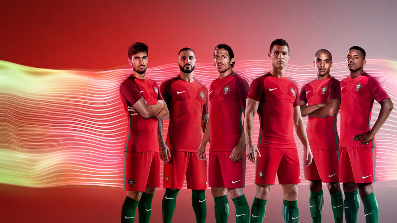 Portugal National Football Team Zoom Background