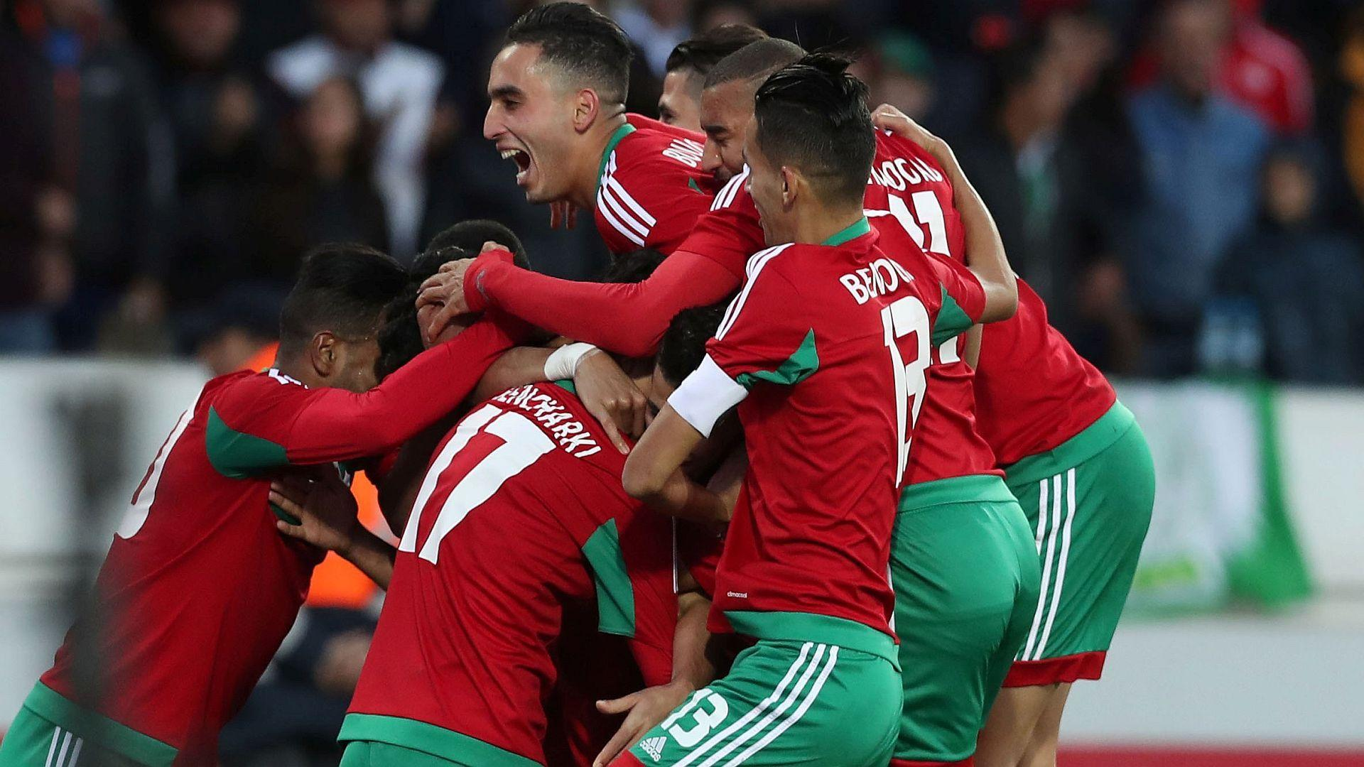 Morocco National Football Team Background 8