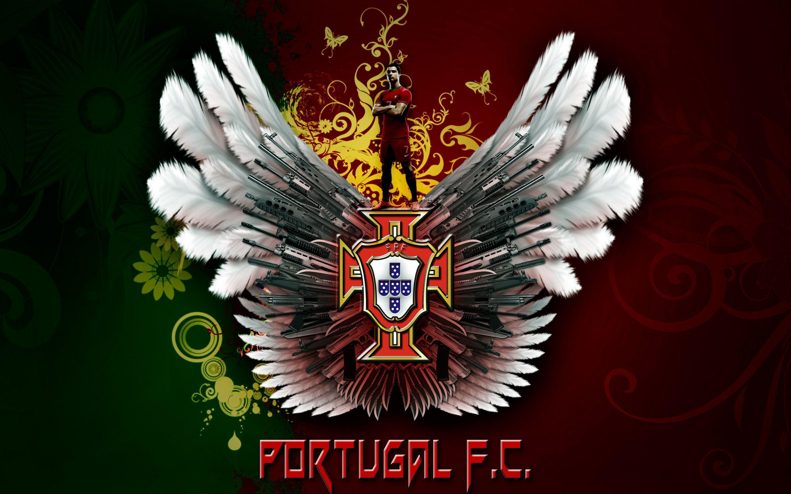 Portugal National Football Team Wallpapers Wallpaper Cave