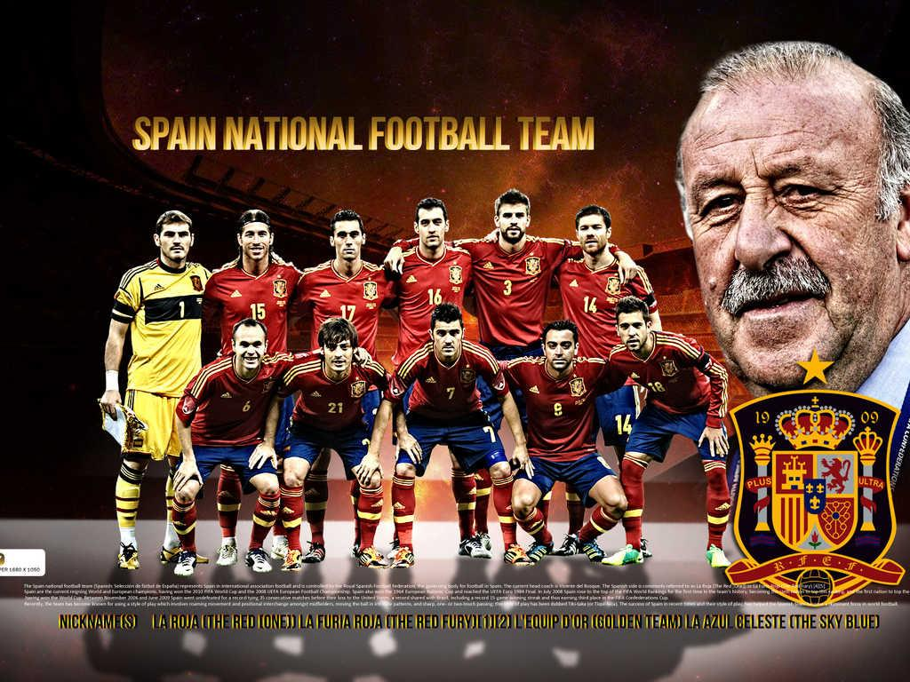 8f6c7482910 Spain National Football Team Wallpapers - Wallpaper Cave