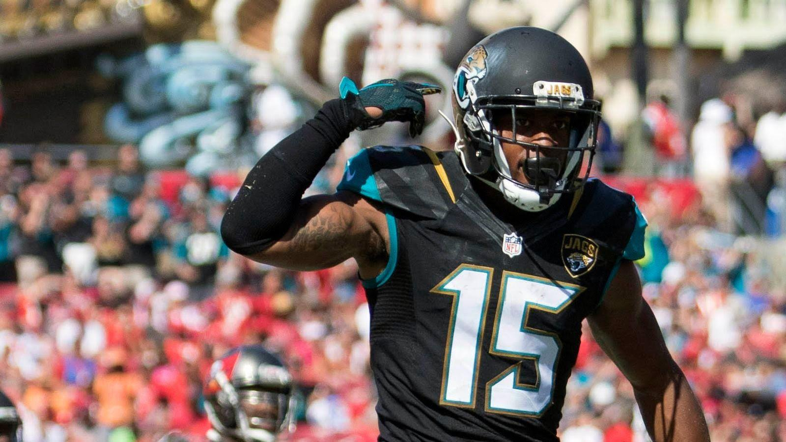 Allen Robinson Route Running Film Breakdown | BlackHoleAnalysis ...
