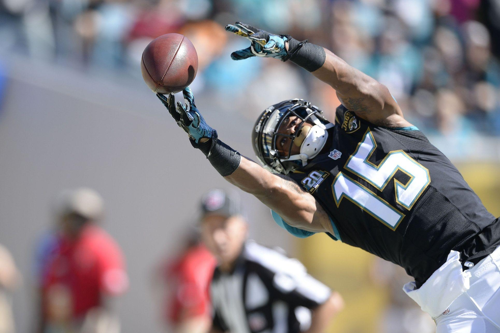 Report: Jaguars expected to use franchise tag on Allen Robinson