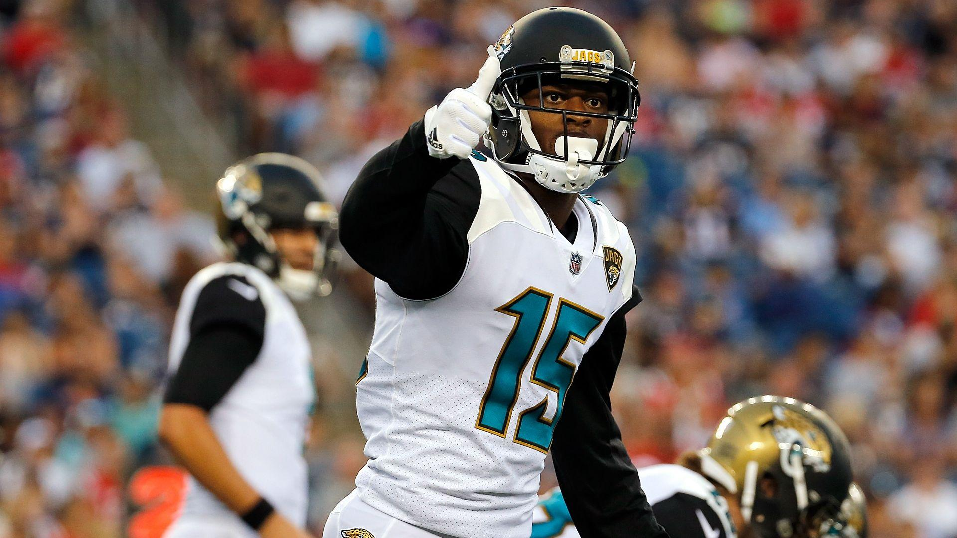 Jaguars 'not planning to use franchise tag' on WR Allen Robinson ...