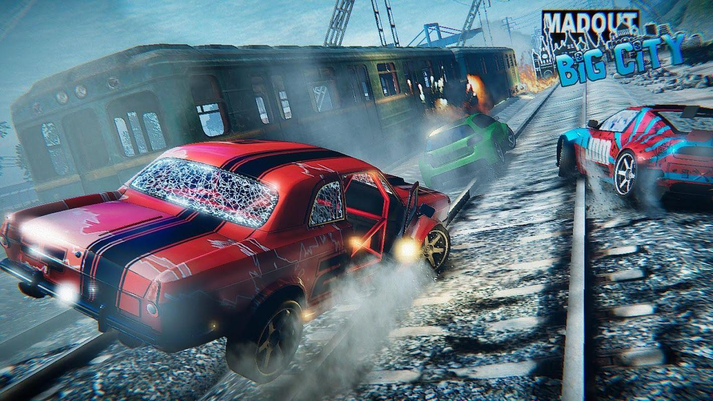 Download MadOut2 BigCityOnline APK + Mod APK + Obb data 4.7 by ...