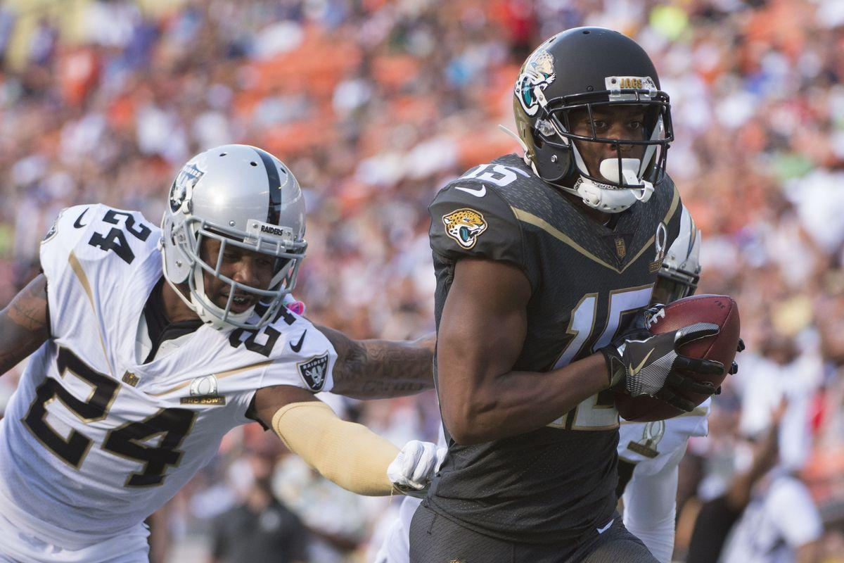 2016 NFL Pro Bowl: Allen Robinson finishes as leading receiver ...