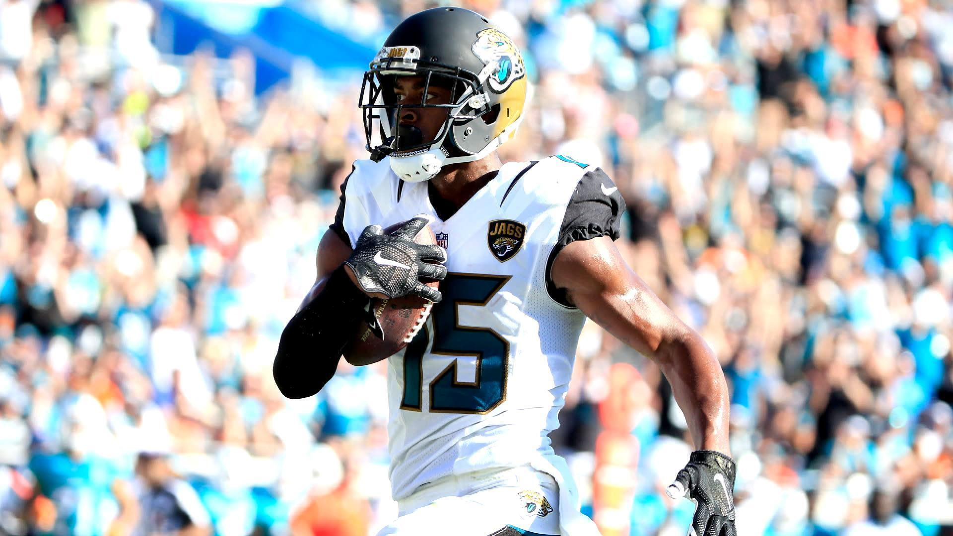 Jaguars waiting on Allen Robinson contract extension | NBC Sports