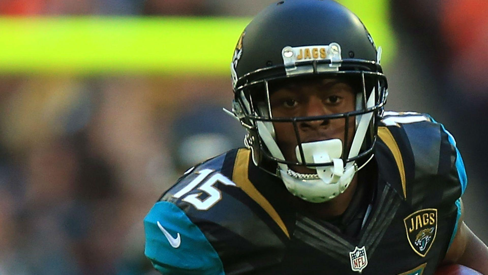 Jaguars reportedly will not use franchise tag on WR Allen Robinson ...