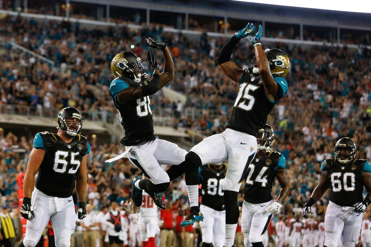 NFL.com names Allen Robinson and Allen Hurns a top-5 receiving duo ...
