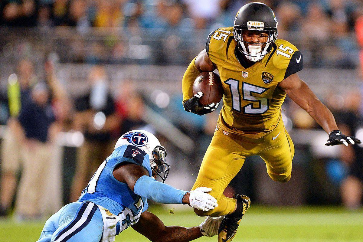 Allen Robinson is the game changing wide receiver the Titans need ...