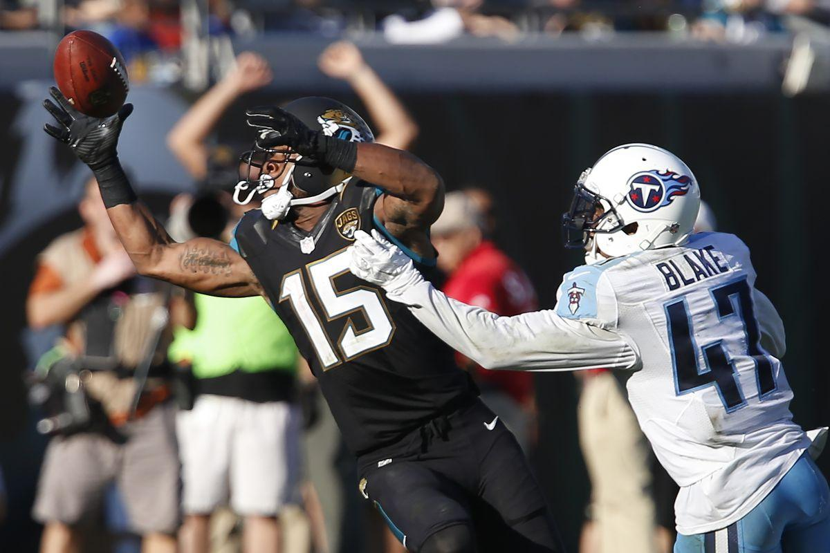 NFL free agency 2018: Bears intend to sign Allen Robinson despite ...