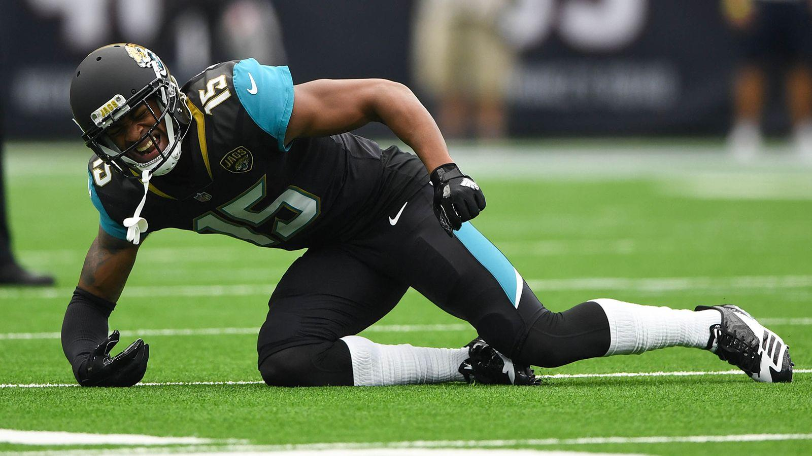 What now? With no franchise tag, WR Allen Robinson's future with ...