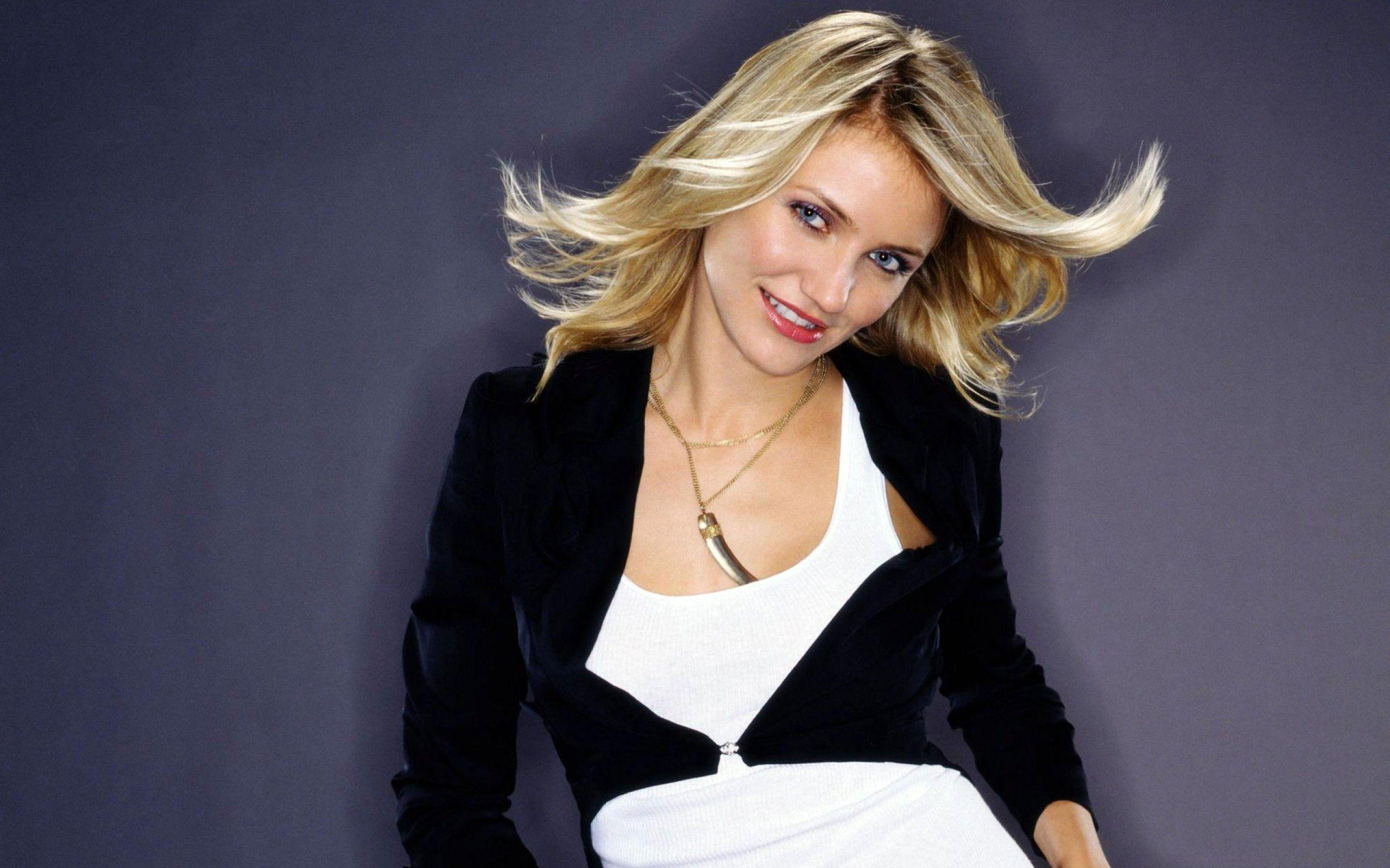 Cameron Diaz 15 Hollywood Actress Wallpapers