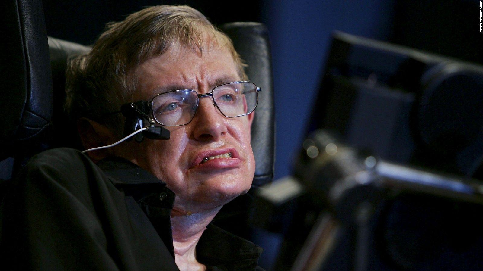 Stephen Hawking's giving us all about 1,000 years to find a new