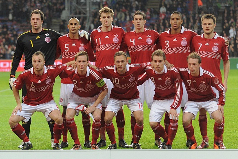 Denmark National Football Team Zoom Background