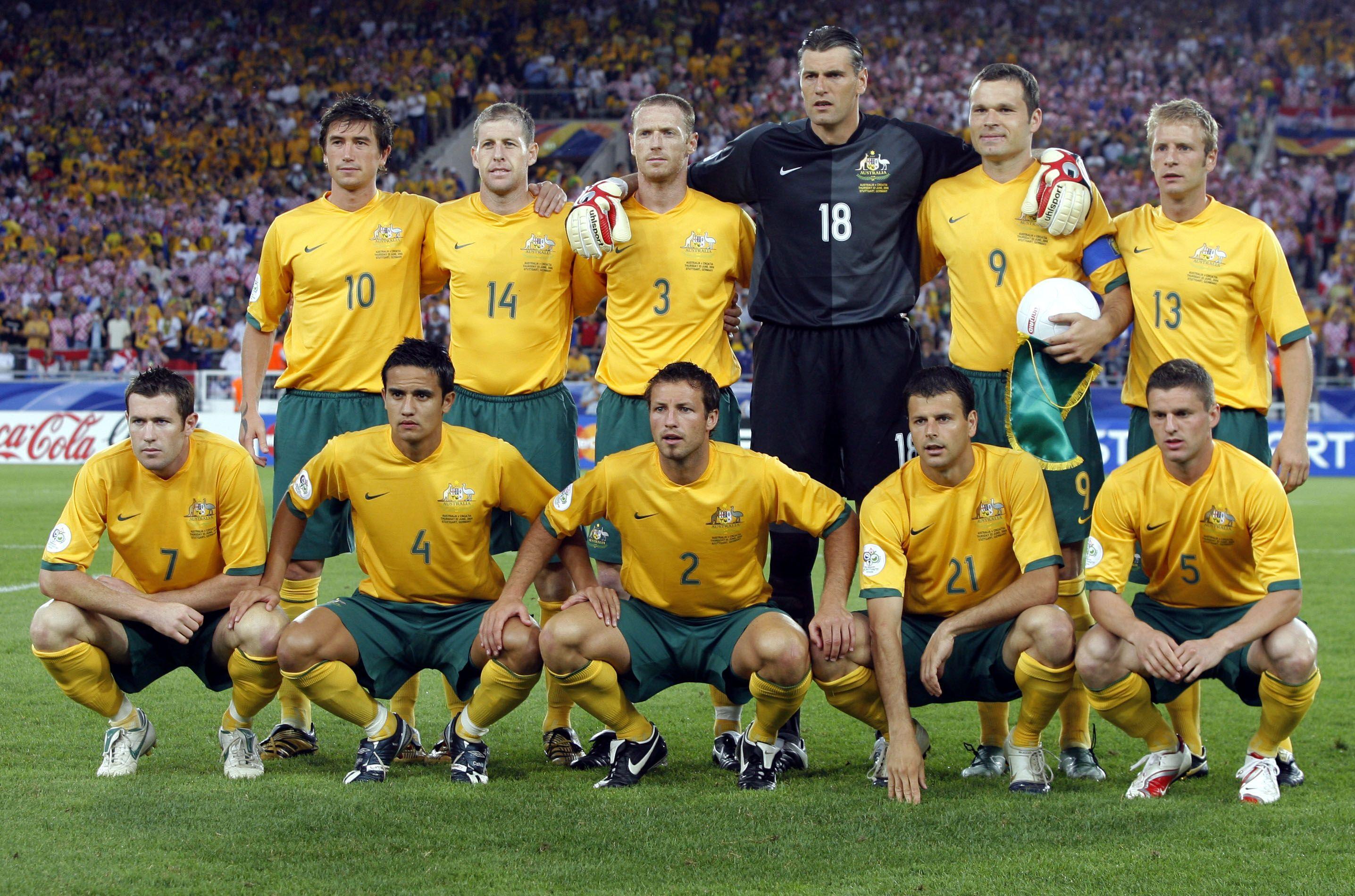 Australia National Football Team Teams Background