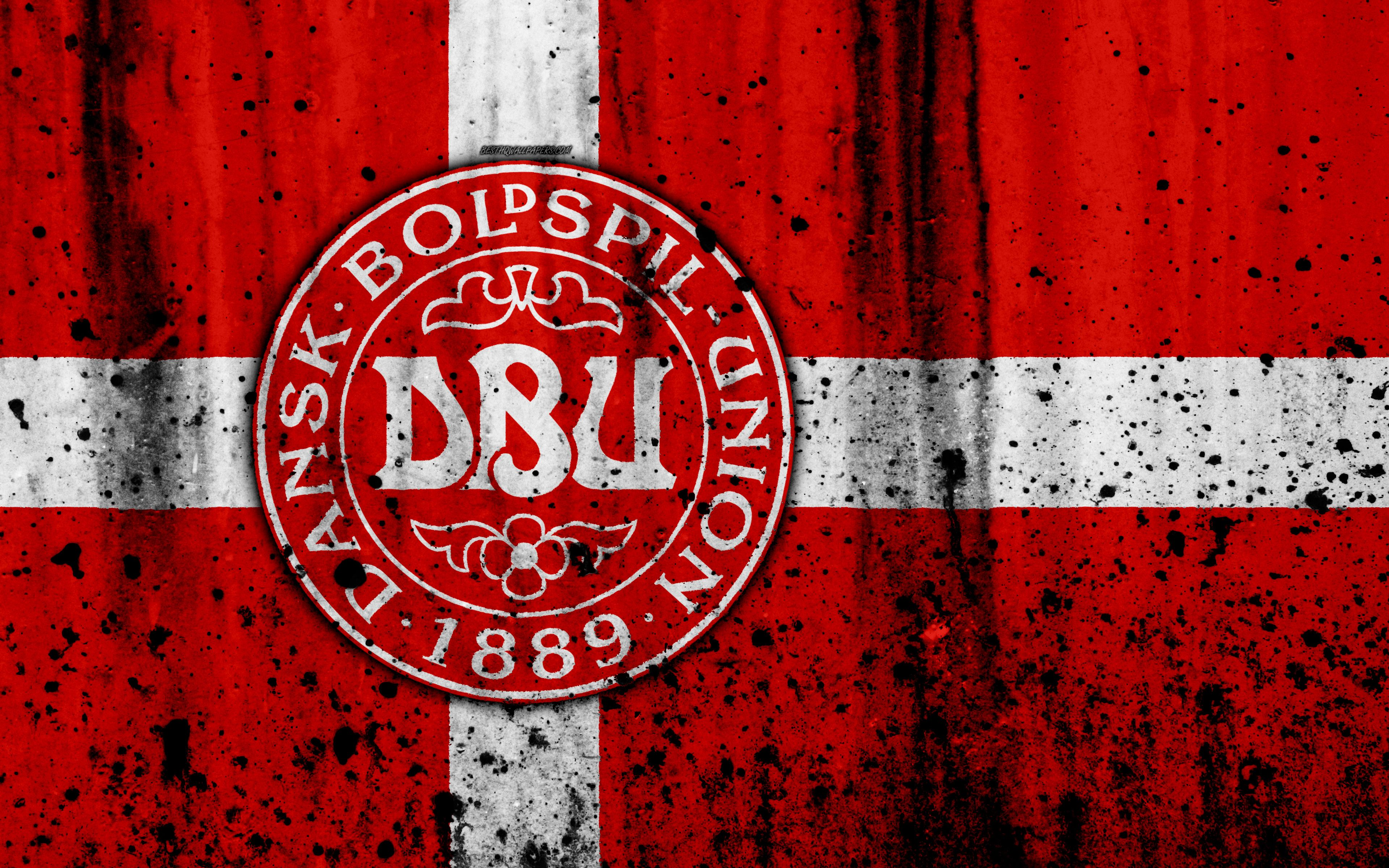 Denmark National Football Team Zoom Background 4