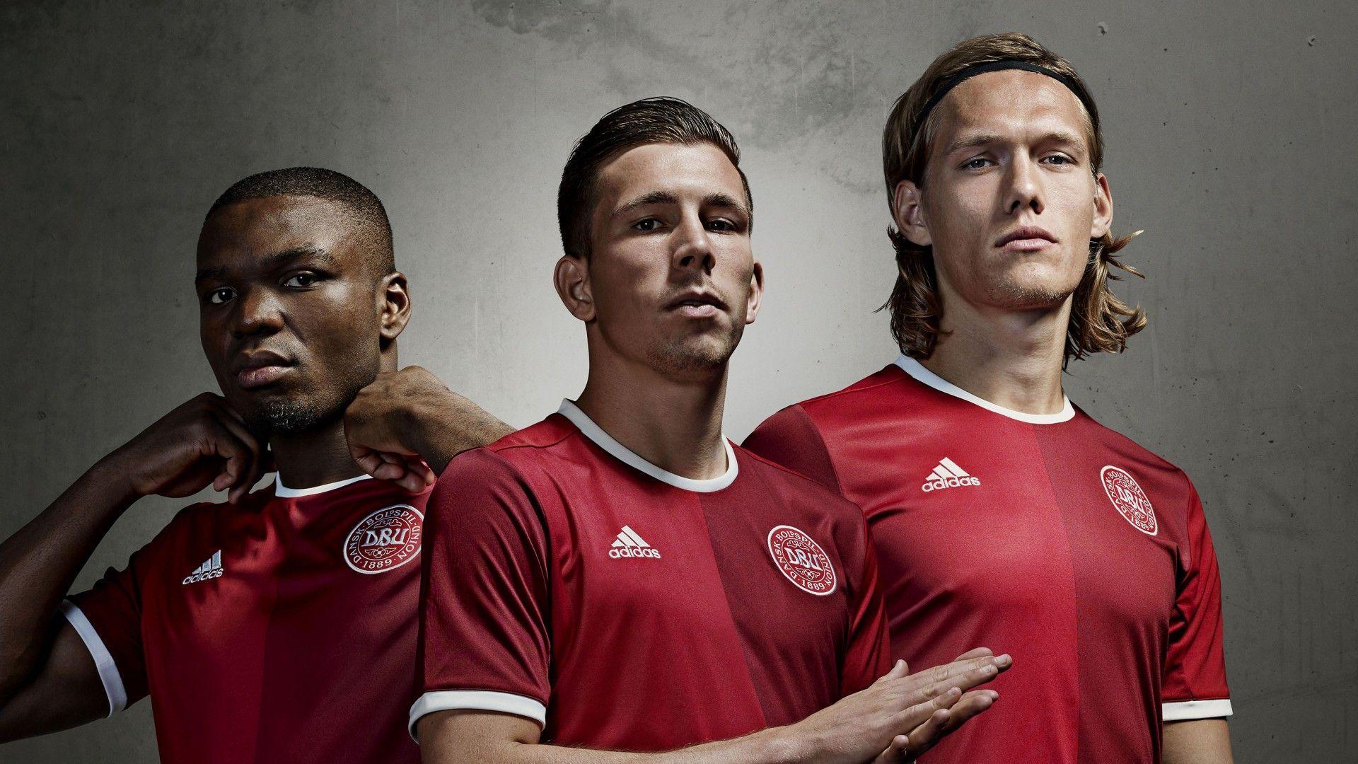 Denmark National Football Team Zoom Background 5